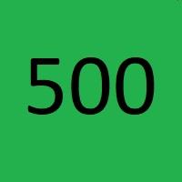 500 راز عدد معنا و مفهوم
