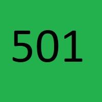 501 راز عدد معنا و مفهوم
