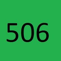 506 راز عدد معنا و مفهوم