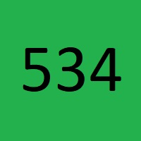 534 راز عدد معنا و مفهوم