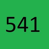 541 راز عدد معنا و مفهوم