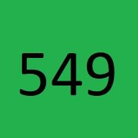 549 راز عدد معنا و مفهوم