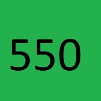 550 راز عدد معنا و مفهوم