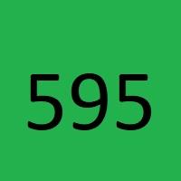 595 راز عدد معنا و مفهوم