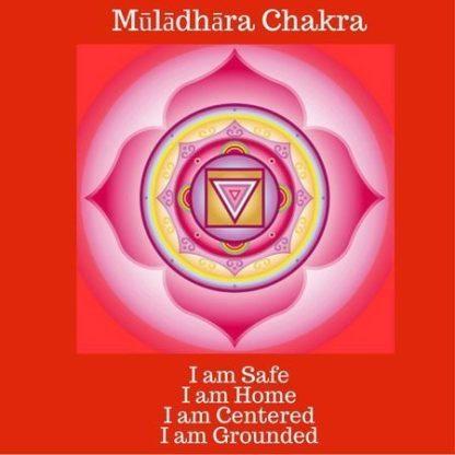 Earth Chakra Drum