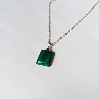 CODE 211 خرید سنگ مالاکیت کنگو چاکرا قلب