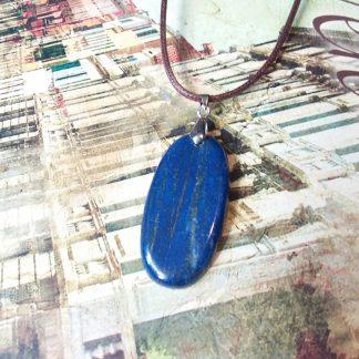 J0192 سنگ لاجورد - بهبود چاکرای چشم سوم و گلو - Lapis Lazuli